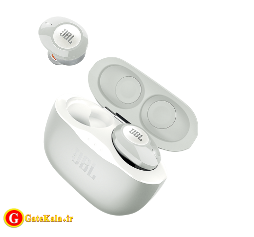 JBL TUNE 120TWS – True Wireless in Ear Headphone – White