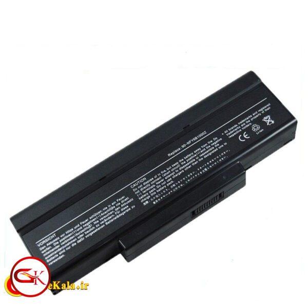 کیفیت باتری لپ تاپ Asus Z53