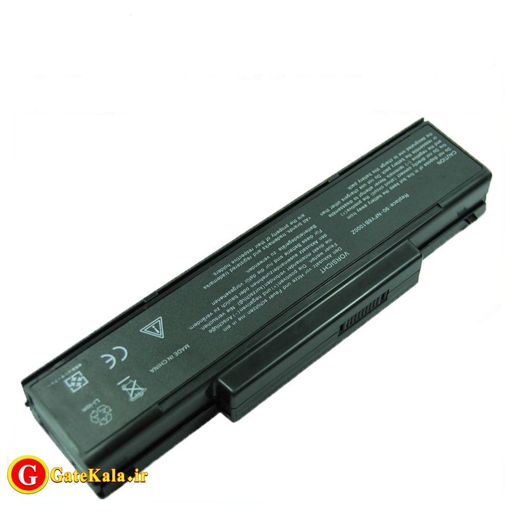 کیفیت باتری لپ تاپ Asus A9500