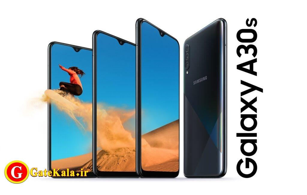 طراحی Galaxy A30s
