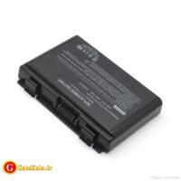 بررسی باتری لپ تاپ Asus K50