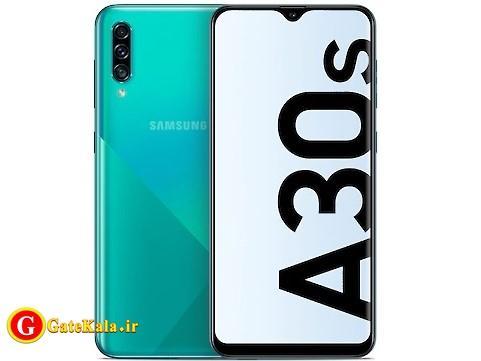 صفحه نمایش Galaxy A30s