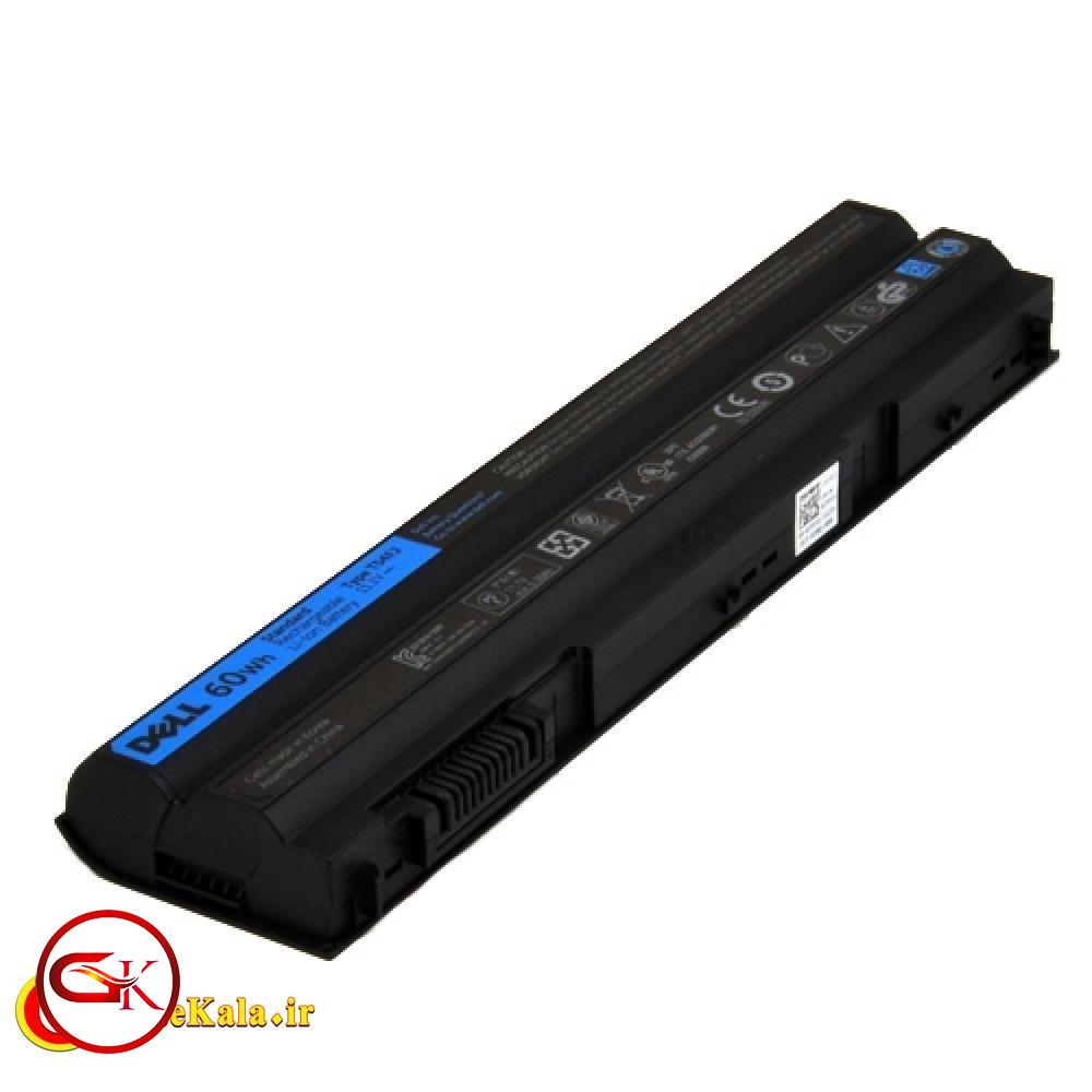باتری 6 سلولی لپ تاپ دل لتیتود Dell Latitude E5530
