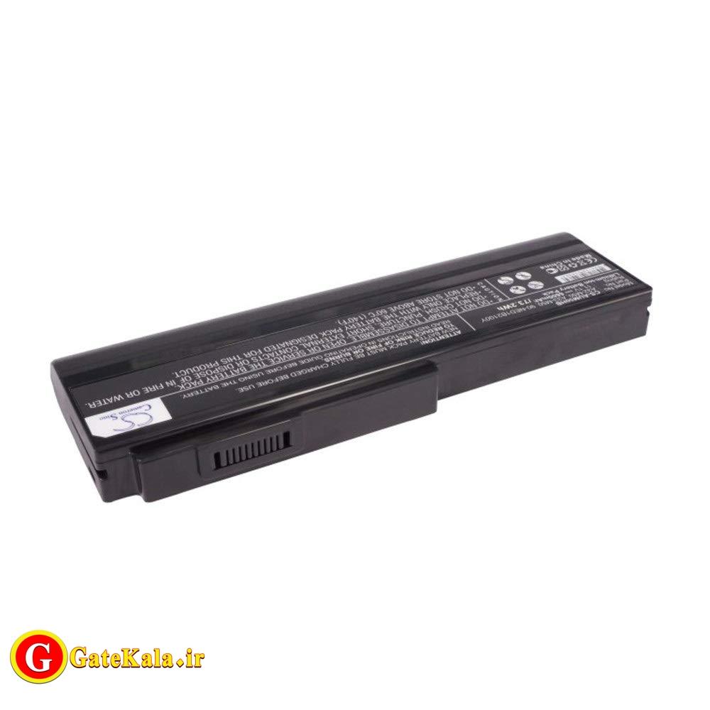 باتری لپ تاپ Asus N43