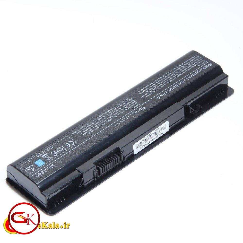 باتری 6 سلولی باتری لپ تاپ دل وسترو Dell Vostro A860