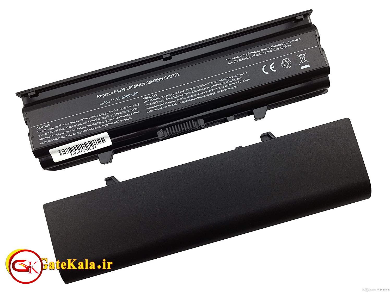 باتری لپ تاپ دل Dell Inspiron 14V