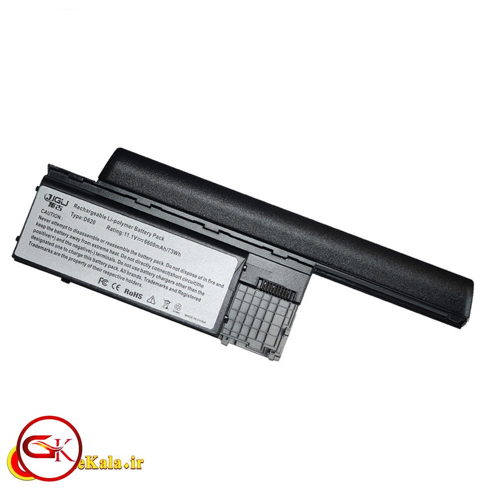 باتری 6 سلولی لپ تاپ دل لتیتود Dell Latitude D631