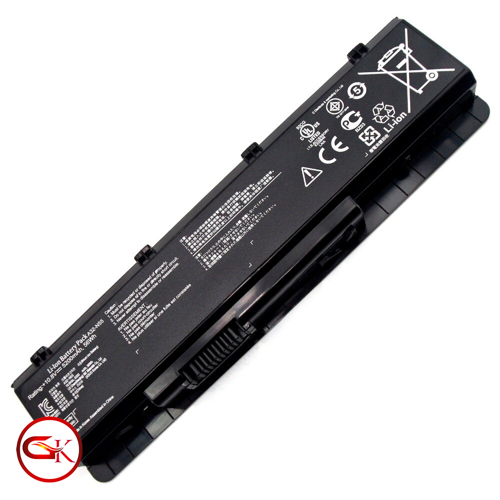 باتری لپ تاپ Asus N75