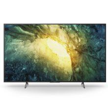 تلویزیون 55 اینچ سونی مدل Sony X7000 با کیفیت تصویر 4K