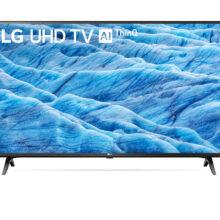 تلویزیون 50 اینچ ال جی LG UM7340 vk با کیفیت نمایشگر 4K