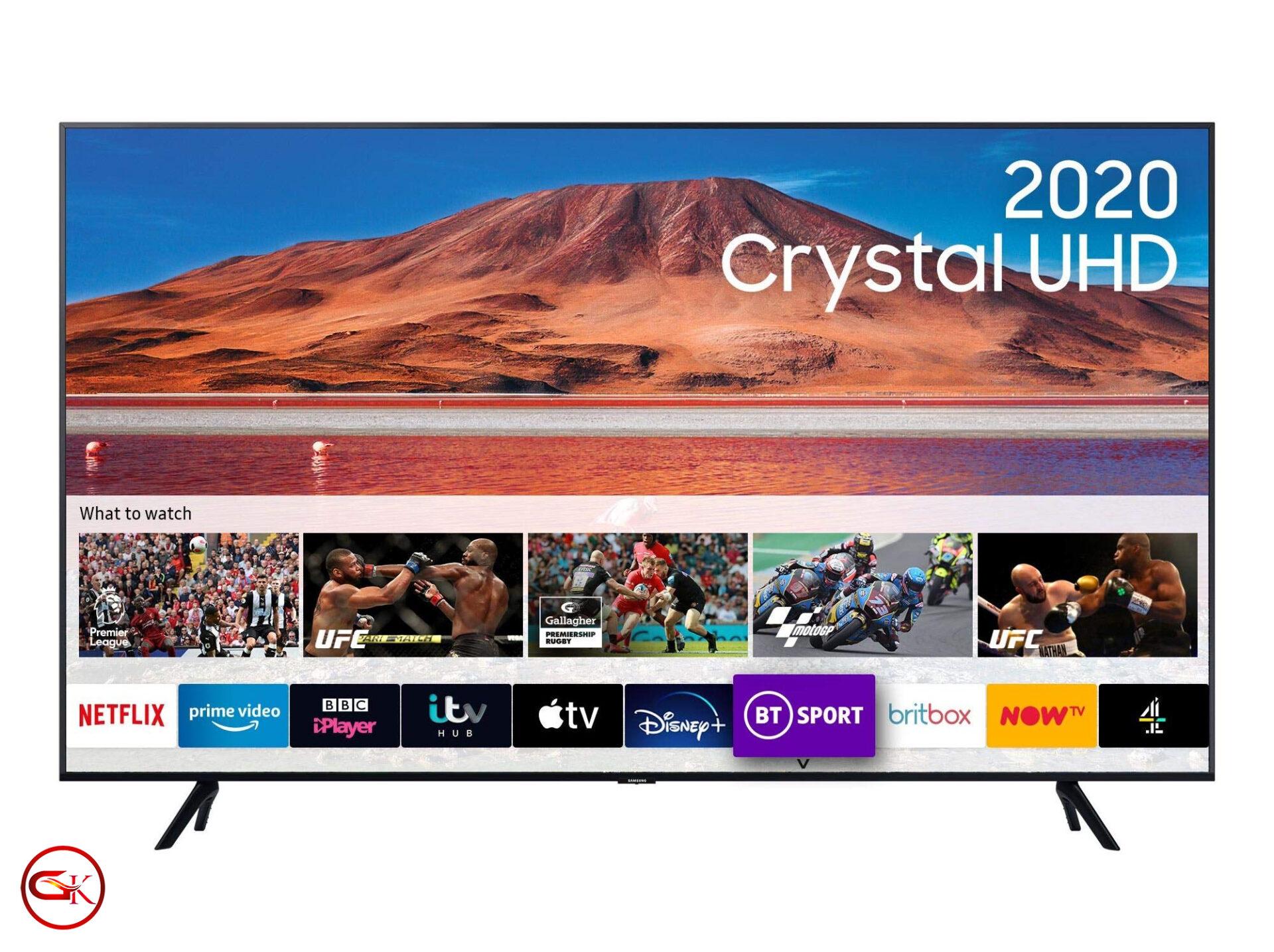 تلویزیون 43 اینچ سامسونگ مدل Samsung T7000 با کیفیت 4K