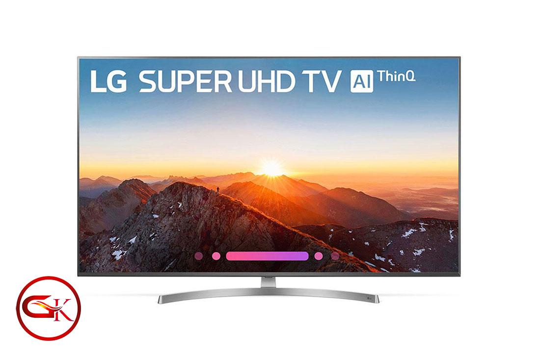 تلویزیون 49 اینچ ال جی LG NANO80 vk با کیفیت نمایشگر 4K