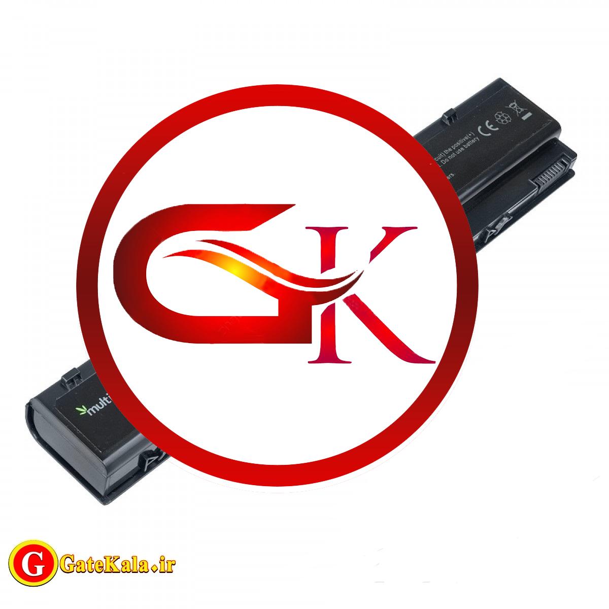 باتری 6 سلولی لپ تاپ اچ پی الیت بوک HP Elitebook 8560W