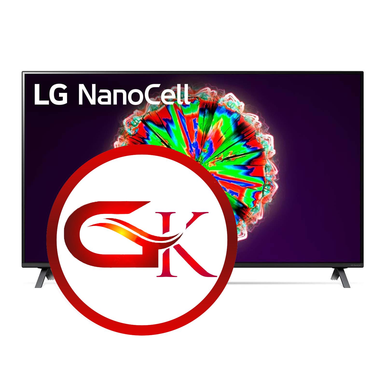 تلویزیون 55 اینچ ال جی مدل LG NANO80 با کیفیت تصویر 4K