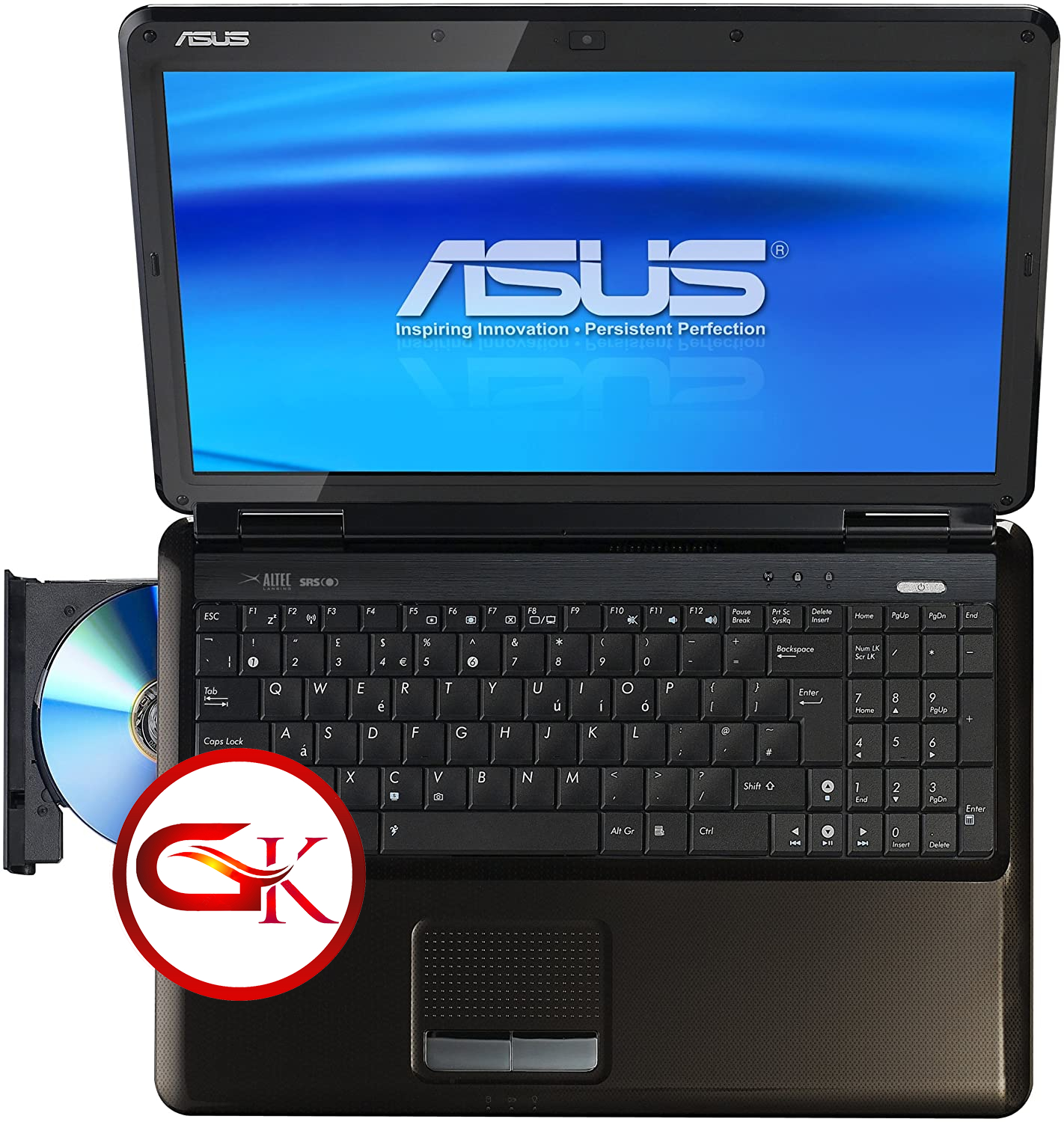 Asus U50F | CPU Core i3 650m | RAM 4G | 500G HDD | Intel HD Graphic