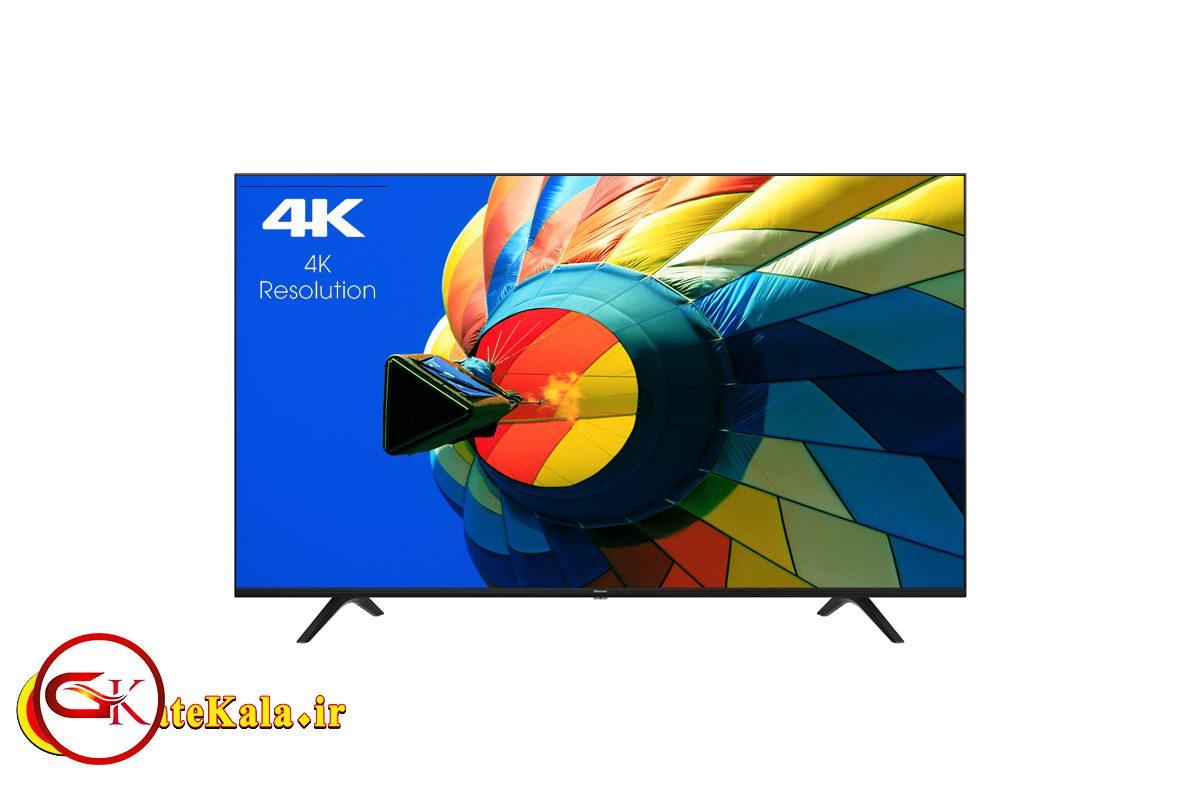 تلویزیون 55 اینچ هایسنس مدل Hisense A7100 با کیفیت تصویر 4K