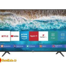 تلویزیون 55 اینچ هایسنس مدل Hisense B7100 با کیفیت تصویر 4K