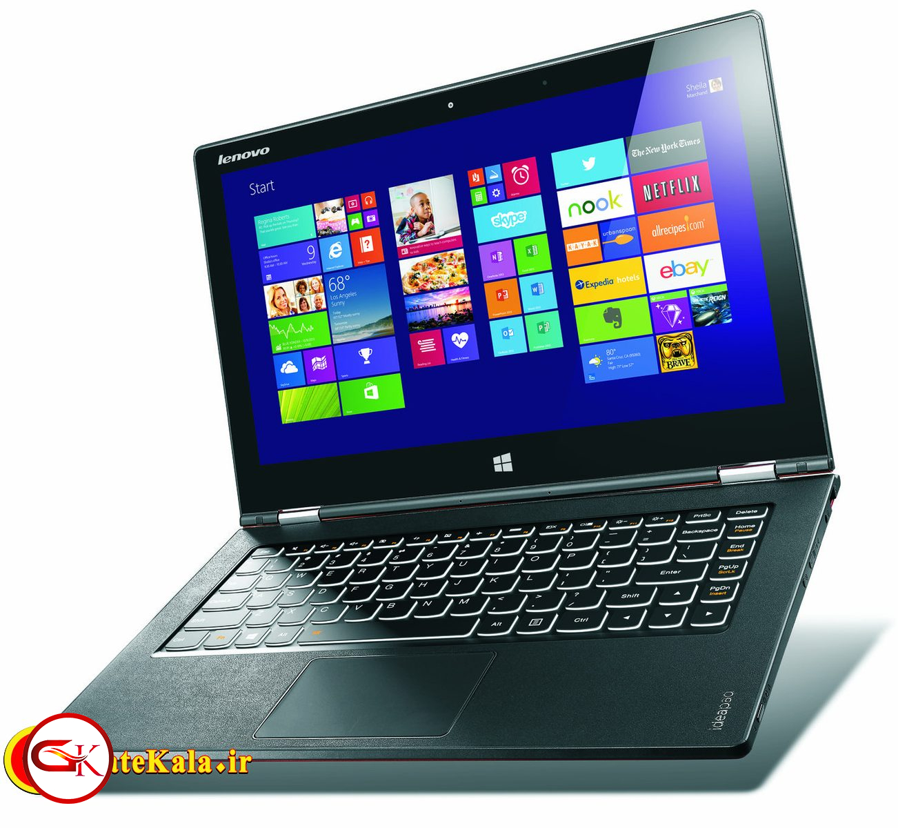 Lenovo Yoga 2 13 | Core i5 4200U | RAM 4G | 500G HDD | Intel HD Graphic