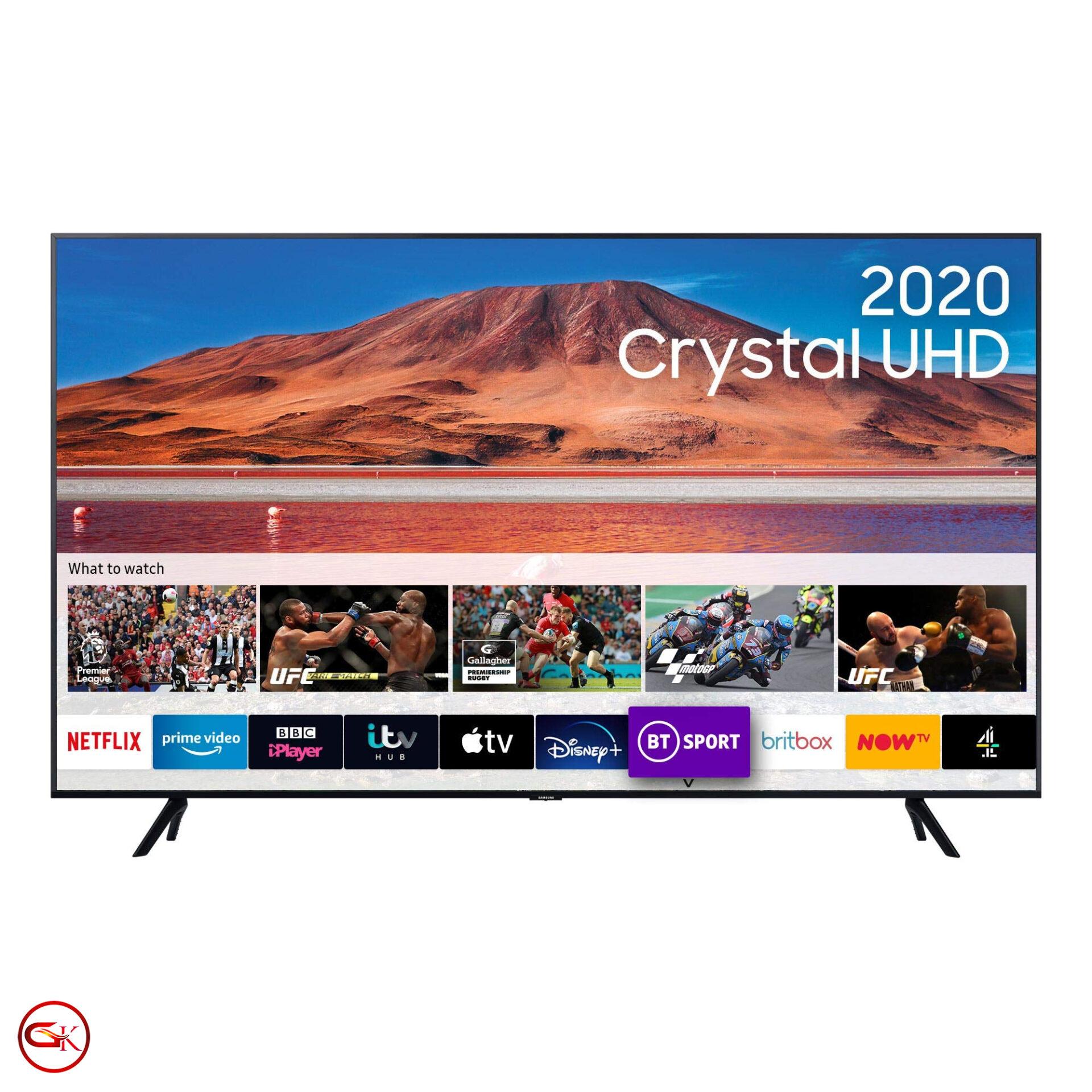 تلویزیون 65 اینچ Samsung TU8000 با کیفیت تصویر 4K