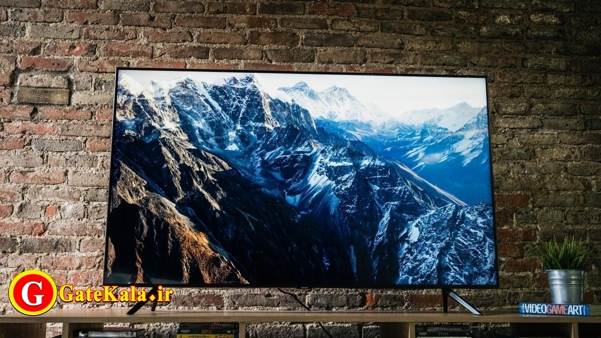 امکانات تلویزیون سامسونگ TU8000