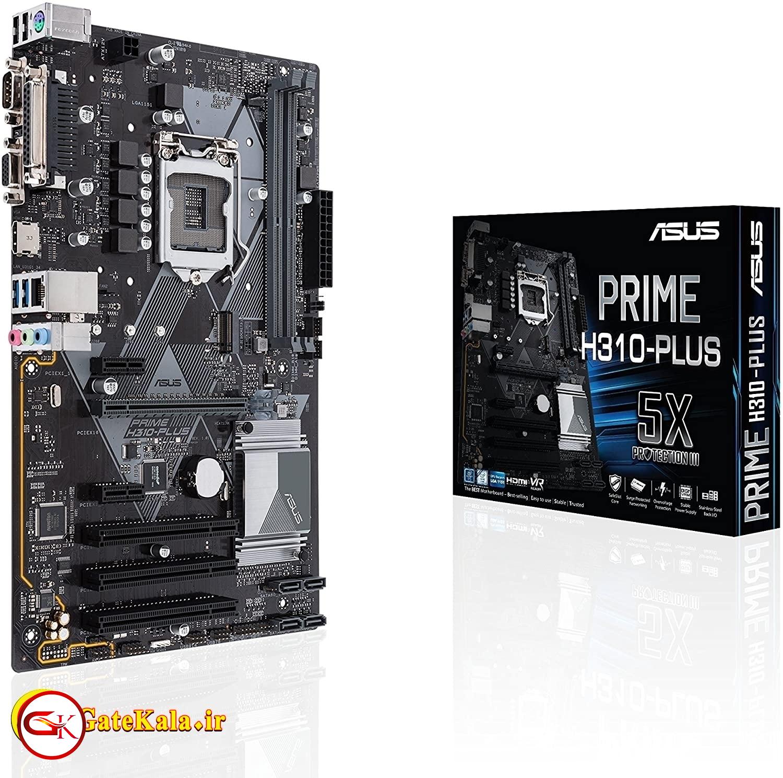 بررسی مادربرد Asus Prime H310 Plus