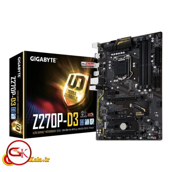 Gigabyte GA-Z270P-D3