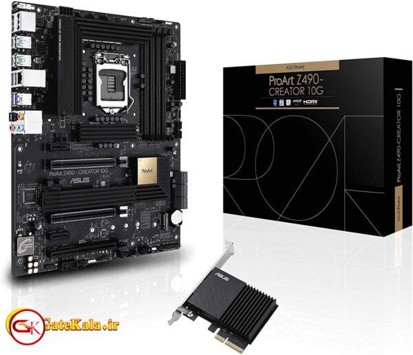 Asus ProArt Z490-CREATOR